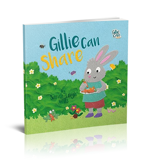 Gilie Can Share book cover