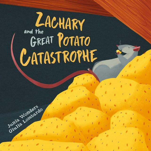Zachary Great Potato Catastrophe cover art