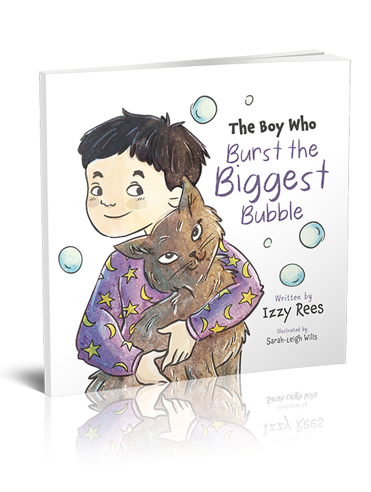 The Boy Who Burst the Biggest Bubble book cover