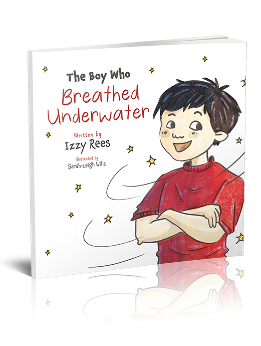 The Boy Who Breathed Underwater book cover